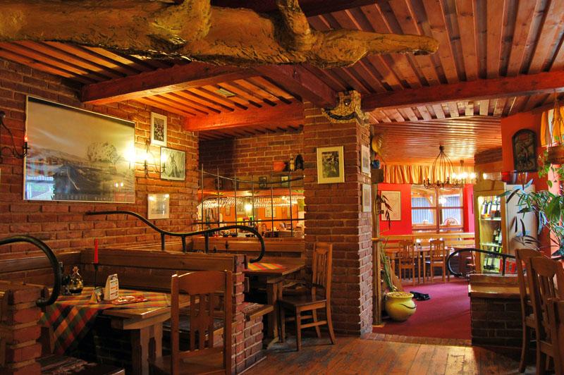 Restauracja meksykańska