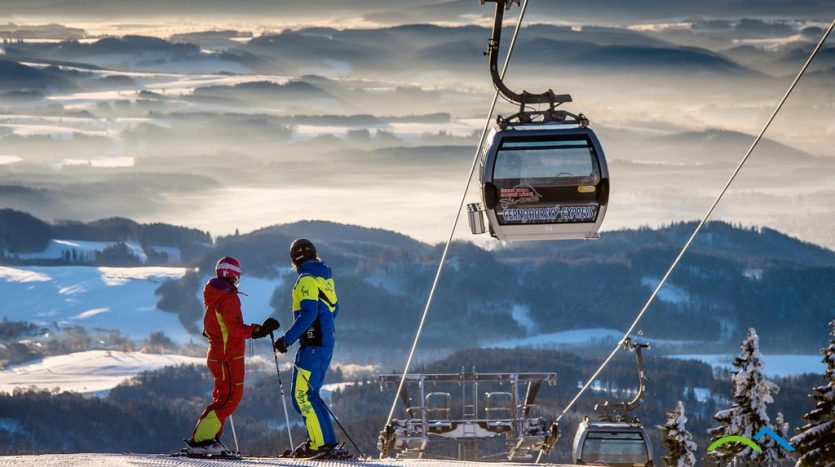 Ośrodek narciarski Černá hora