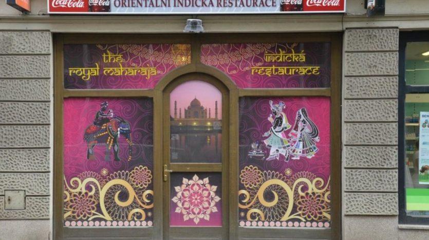 The Royal Maharaja Restauracja