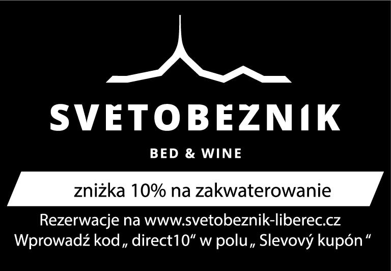 Světoběžník Bed & Wine