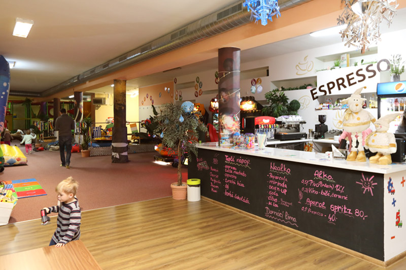 Hotel Restauracja Praha & Zabawny Park Mamutek & Pensjonat Venus