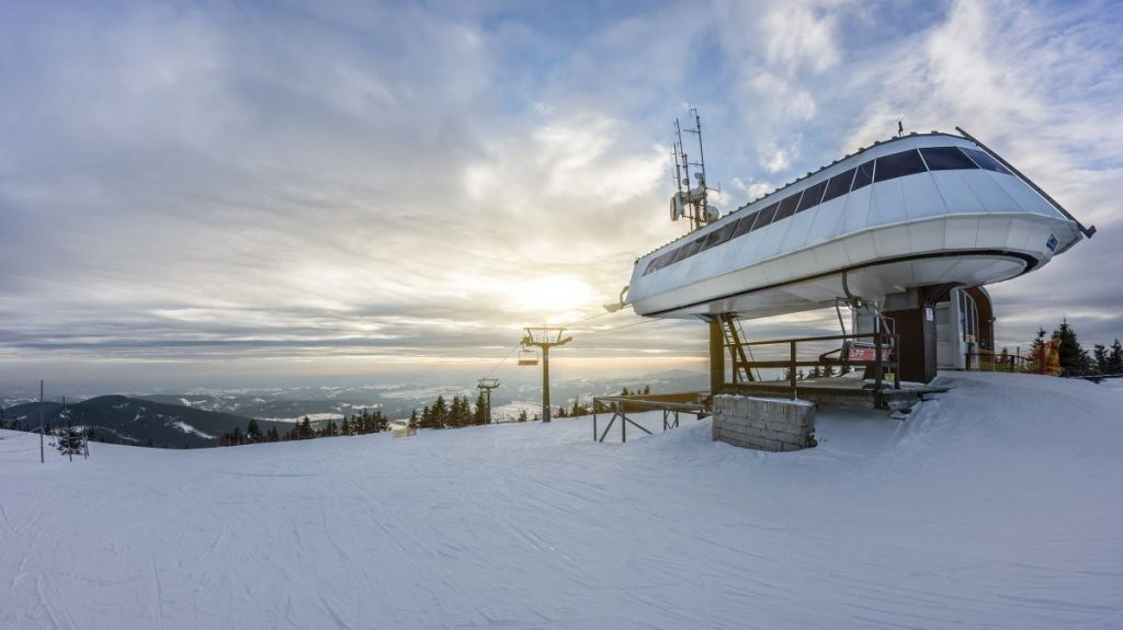 Ośrodek narciarski Rokytnice nad Jizerou