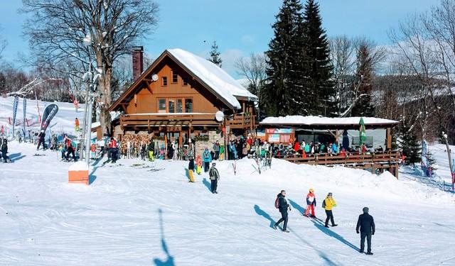 Ośrodek narciarski BUBÁKOV